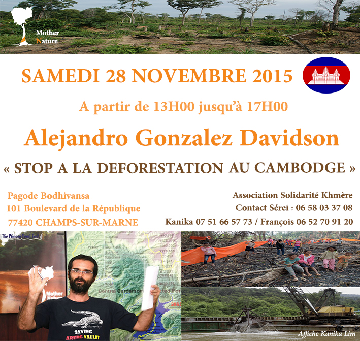 Stop à la déforestation