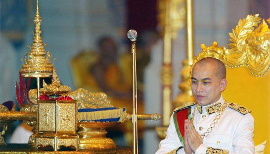 King Sihamoni