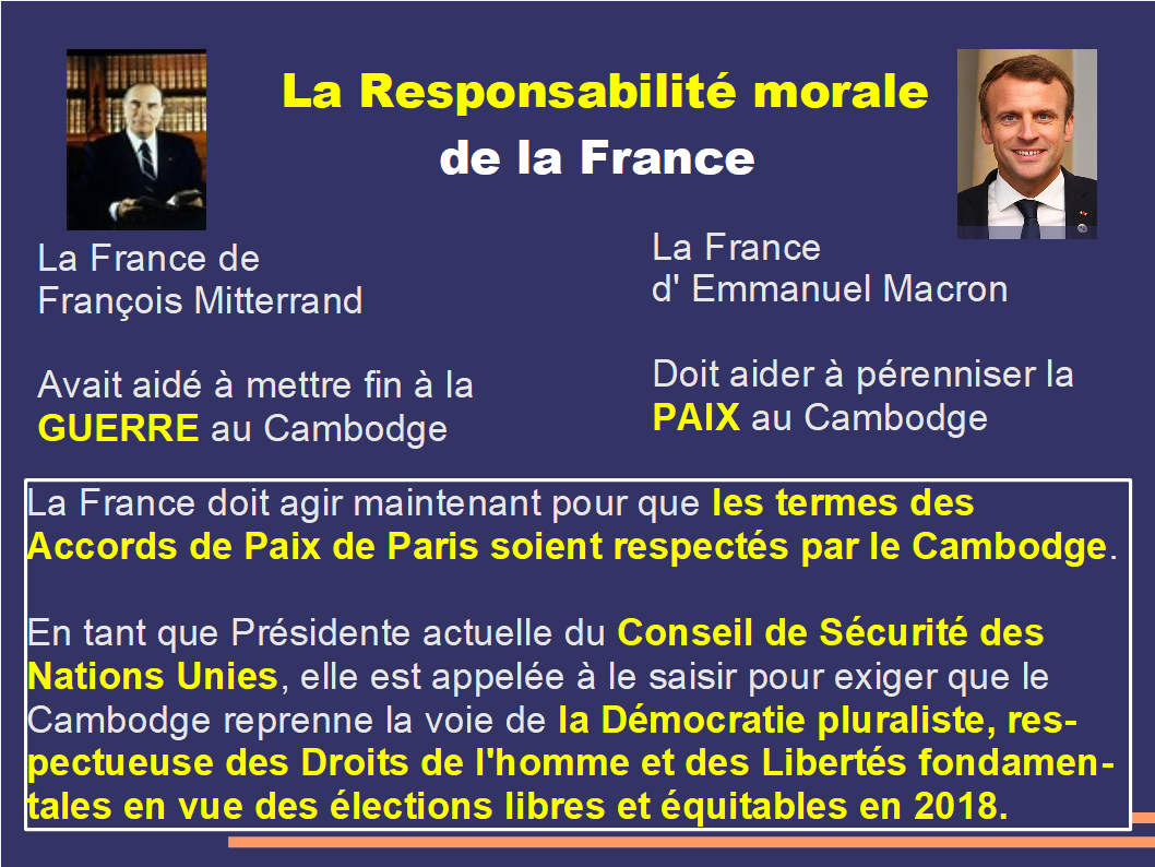responsabilité morale de la France